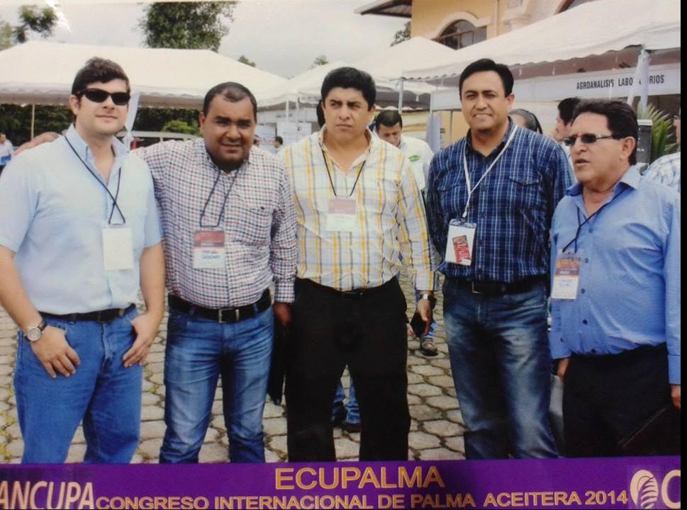 Congreso Internacional de Palma Aceitera Ecuador